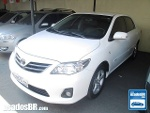 Foto Toyota Corolla Branco 2012/2013 Á/G em Goiânia