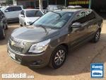 Foto Chevrolet Cobalt Cinza 2013/2014 Á/G em Brasília