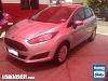 Foto Ford Fiesta Hatch (New) Prata 2014/2015 Á/G em...