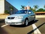 Foto Toyota Corolla Prata 2003