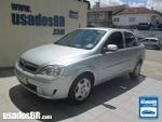 Foto Chevrolet Corsa Sedan Prata 2010/2011 Á/G em...