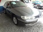 Foto Peugeot 406 2.0 16V 4P 2000/2001 Gasolina CINZA