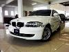 Foto BMW 118I 2.0 16V 4P 2009/2010 Gasolina BRANCO