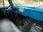 Foto F75 PICK-UP Azul 1974 Gasolina Brusque/SC