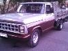Foto Ford F1000 Carroceria Ano 87