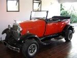 Foto Ford Phaeton 1929 à - carros antigos