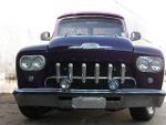Foto Gm Chevrolet Brasil Ano 63 3100 Roxa 1965
