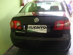 Foto Volkswagen polo sedan 1.6 8V 4P 2010/2011 Flex...