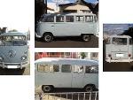 Foto Volkswagen Kombi 67 Antiga Raridade
