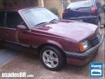 Foto Chevrolet Monza Sedan Vinho 1989 Gasolina em...