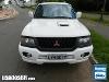 Foto Mitsubishi Pajero Sport Branco 2002/2003 Diesel...