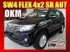 Foto Toyota Hilux Sw4 14 0km Flex 4x2 Automática...
