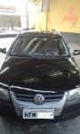 Foto Vw Volkswagen Parati. 8 07 08 Preta completa 2008