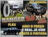 Foto Ranger Xlt 2.5 Flex - Manual - 4x2 - 0km -...
