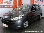 Foto Peugeot 207 sw xr 1.4 8V 4P 2008/2009 Flex CINZA