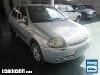 Foto Renault Clio Sedan Prata 2001/2002 Á/G em Goiânia