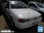Foto VolksWagen Saveiro Branco 1998/1999 Gasolina em...