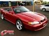 Foto FORD Mustang GT V8 Convertible 95 Vermelha