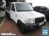Foto Mahindra Scorpio Pick-up Branco 2008/ Diesel em...