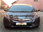Foto Honda fit lx 1.4 flex aut 2012/2013 flex cinza