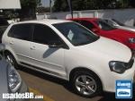 Foto VolksWagen Polo Hatch Branco 2014 Á/G em Goiânia