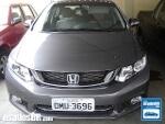 Foto Honda Civic (New) Cinza 2014/2015 Á/G em Goiânia
