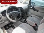 Foto Chevrolet zafira 2.0 8V 4P (GG) completo 2001/