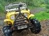 Foto Jeep preparado para trilh