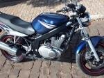 Foto Suzuki gs 500 azul