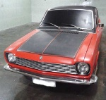Foto Ford Corcel Vermelho Mustang Ano: 1976- 2 Portas