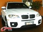 Foto BMW X6 xDrive50i 4.4T V8 32v 11/ Branca