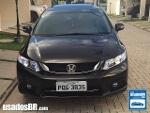 Foto Honda Civic (New) Preto 2015/2016 Á/G em Goiânia