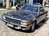 Foto Mercedes Benz 350 Slc Ano 1978 Cinza Chumbo
