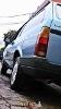 Foto Vw - Volkswagen Parati surf quadrada - 1995