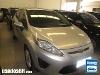 Foto Ford Fiesta Hatch (New) Prata 2011/2012 Á/G em...