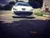 Foto Peugeot 207 1.4 2 Portas, branco, rebaixado,...