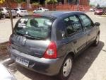Foto Renault Clio 1.0 16v cinza ipva 2015 pago 2010