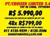 Foto Pt Cruiser Ltd 2.4(a3, classe A, golf, fusion,...