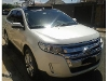 Foto Ford Egde Limited 2013 Aut Branco Perola Top...