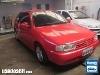 Foto VolksWagen Gol Vermelho 1996 Gasolina em Campo...