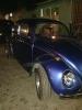 Foto Fusca azul, ano 72 com vidro elétrico 1970
