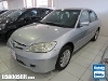 Foto Honda Civic Prata 2003/2004 Gasolina em Brasília
