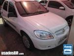 Foto Chevrolet Celta Branco 2008 Á/G em Campo Grande