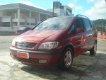 Foto Chevrolet Zafira 2.0 Mpfi 2001 em Joinville R$...