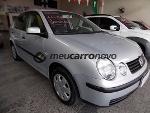 Foto Volkswagen polo 1.6MI 4P 2004/ Gasolina PRETO