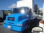 Foto Mercedes MB 1620 - Usado - Azul - 2001 - R$...