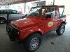 Foto Suzuki Vermelha 1995 Samurai