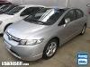 Foto Honda Civic (New) Prata 2006/2007 Gasolina em...