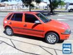 Foto VolksWagen Gol G3 Vermelho 2003 Gasolina em...