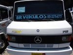 Foto Mercedes-benz 710 plus 4x2 2p 2004 fortaleza ce